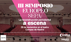 Inibsa Dental collaborates with the III European SEPA Symposium
