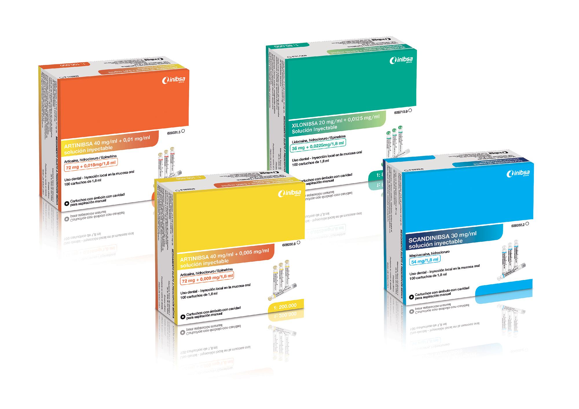 Presentem un nou packaging per a les anestèsies que facilita el seu ús i evita la contaminació