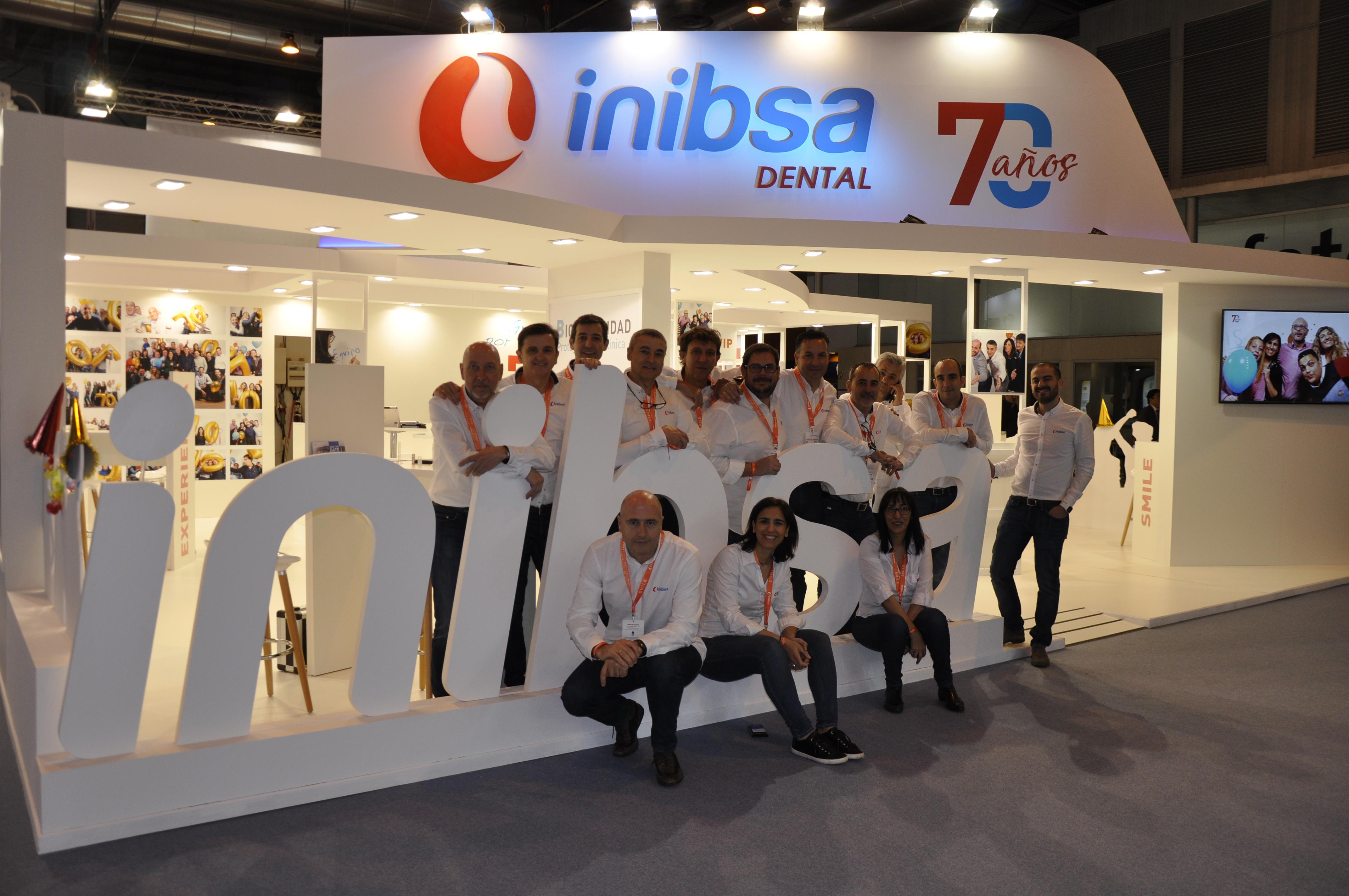 Inibsa Dental presenta sus soluciones innovadoras en Expodental 2018