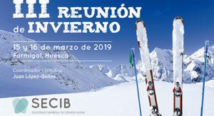 III Reunión Invierno SECIB