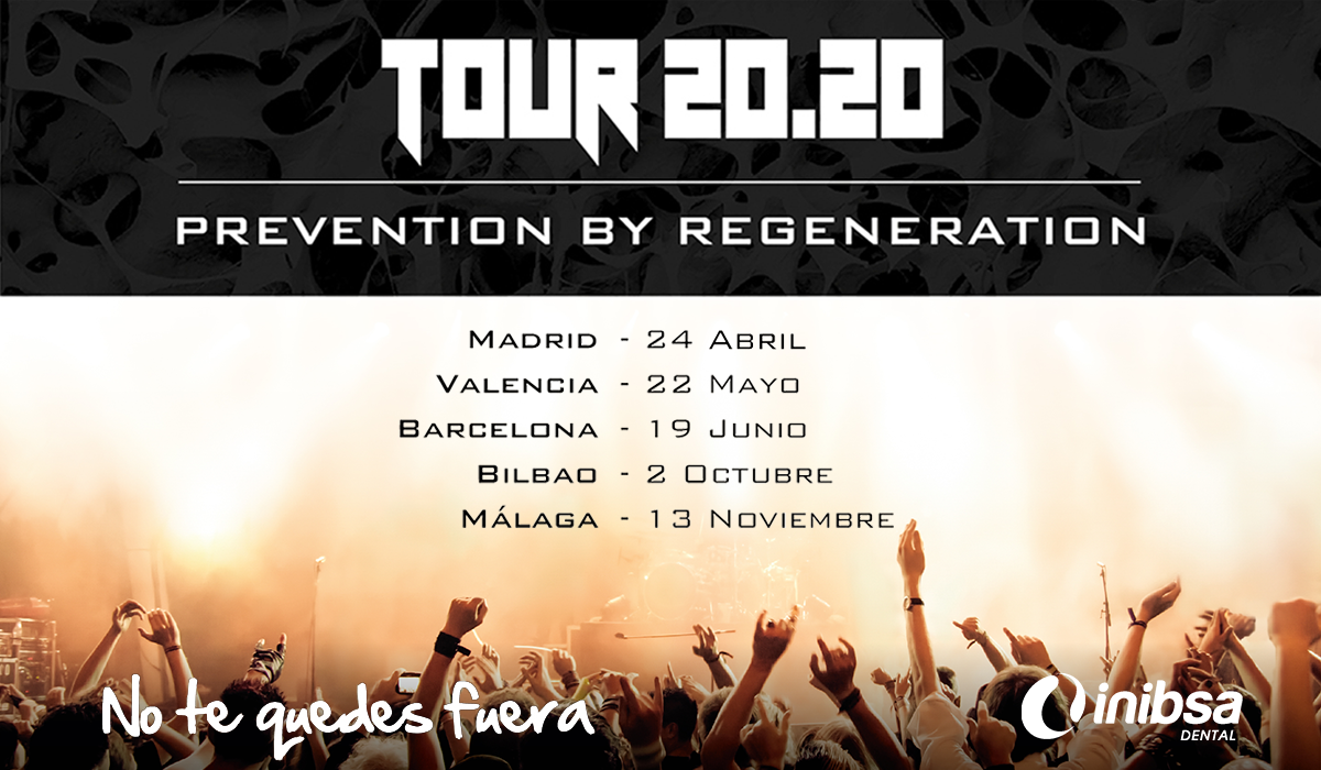 No te pierdas el Tour 20.20 Prevention by Regeneration