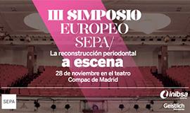 Inibsa Dental collaborates with the III European SEPA Symposium