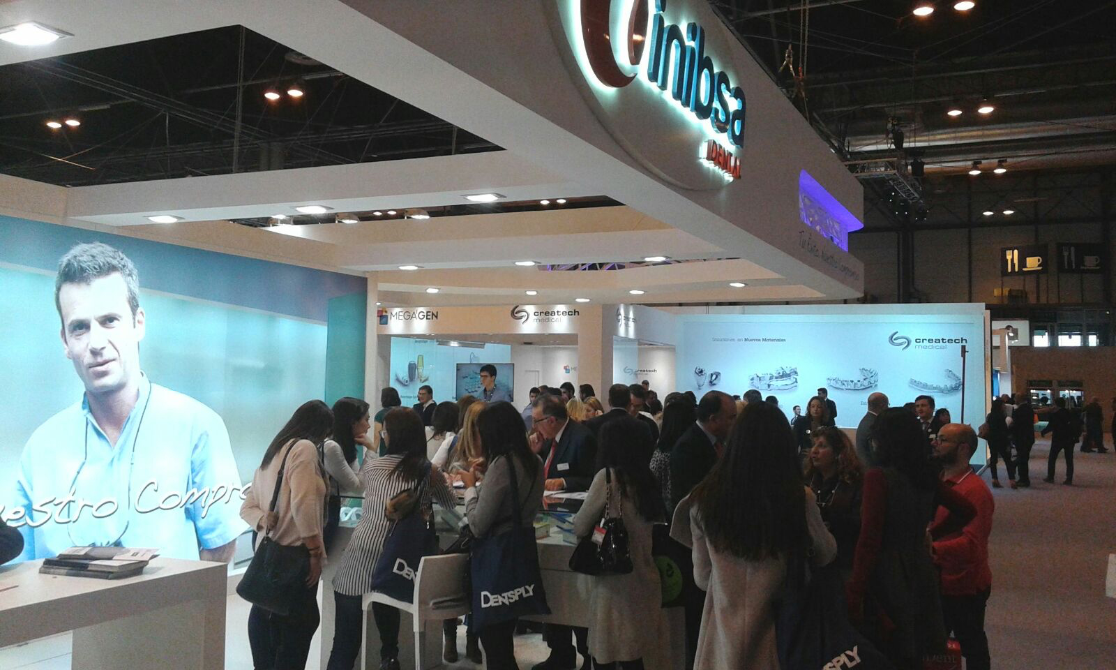 More news from Inibsa Dental in Expodental